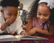 Why children's books need black and ethic minority characters