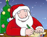 Writing to Father Christmas