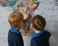 Languages in primary school