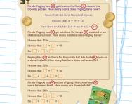Addition and place value worksheet