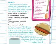 Baking measurement challenge