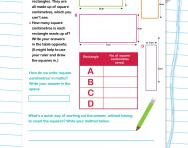 Calculate and measure areas worksheet