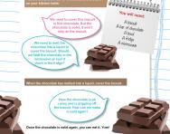 Chocolate challenge experiment