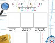 Codebreaker: 'nk' worksheet