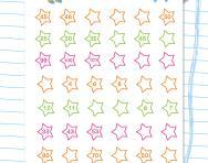Completing number sequences worksheet