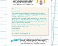 Correcting punctuation worksheet