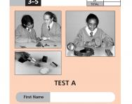 Key Stage 2 - 2003 Science SATs Papers