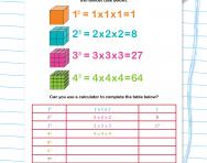 Definition of cube numbers for primary-school parents | Cube ...