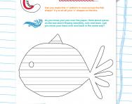 Curly caterpillar letters cursive handwriting practice worksheets