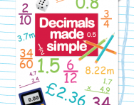 Decimals made simple learning pack cover