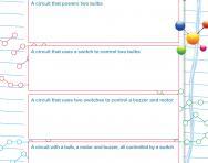 Drawing circuit diagrams