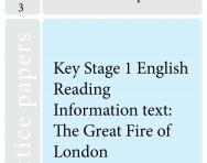 Key Stage 1 SATs English practice papers B TheSchoolRun