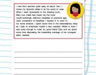 Establishing time and place worksheet
