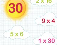 Finding factor pairs tutorial