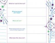 Friction investigation worksheet