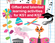Gifted and talented pack cover
