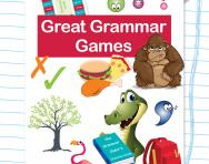 Great grammar games learning pack
