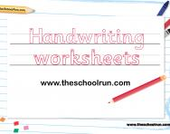 Handwriting practice worksheets: the complete alphabet