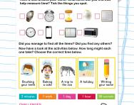 How to measure time