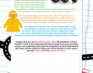 Important inventions with materials worksheet