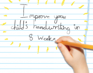 Improve your child's handwriting pack