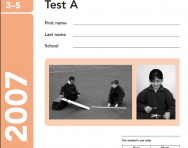 Key Stage 2 - 2007 Science SATs Papers