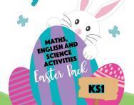 KS1 Easter activities pack