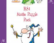 KS1 Maths Puzzle Pack, TheSchoolRun