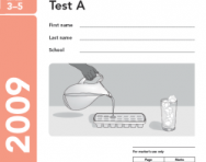Key Stage 2 - 2009 Science SATs papers