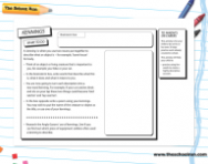 Learning descriptive words worksheet