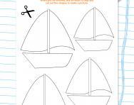 Make a handwriting collage worksheet