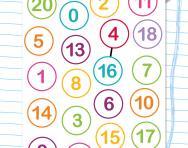 Matching number bonds to 20 worksheet