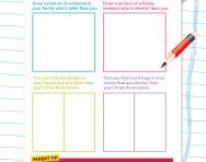 Measurement: comparing lengths worksheet