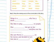 Nouns explained for parents   Common nouns, proper nouns, concrete and ...