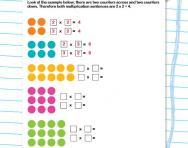 long multiplication explained for primary school parents column multiplication. Black Bedroom Furniture Sets. Home Design Ideas