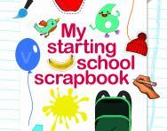 My Starting School Scrapbook