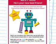Persuasive texts: advertising worksheet