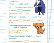 Phase 3 phonics missing tricky words