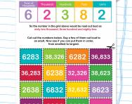 Read, order and compare four-digit and five-digit numbers