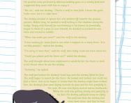 Reading comprehension: THE WOLF AND THE DONKEY