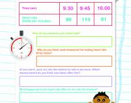 Repeating experiments worksheet