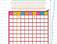 Seven- and eight-digit numbers: place value grids