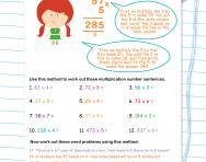 Short multiplication explained