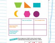 Carroll diagrams explained for primary school parents sorting data sorting with a carroll diagram worksheet ccuart Gallery