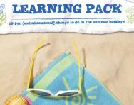 Summer Learning pack cover