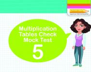 Multiplication Tables Practice Check 5