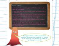 Verbal reasoning worksheet: Practising word connections