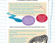What is ellipsis worksheet