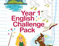 Year 1 English Challenge Pack