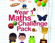 Year 1 Maths Challenge Pack